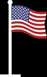 Flag Status Full Mast